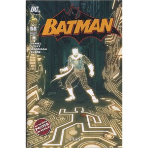 Batman 2007 - N° 56 - Batman - Rw Lion