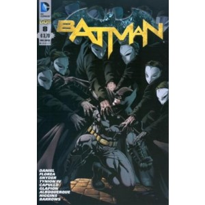 Batman 2012 - N° 8 - Batman - Rw Lion