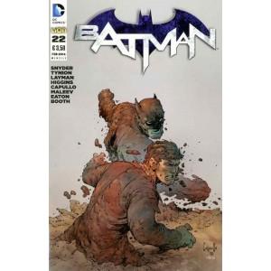 Batman 2012 - N° 22 - Batman - Batman Rw Lion