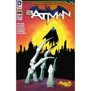 Batman 2012 - N° 29 - Batman - Batman Rw Lion