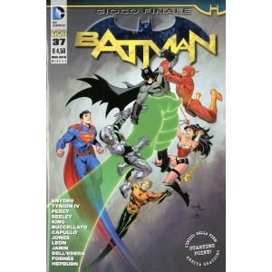 Batman 2012 - N° 37 - Batman - Batman Rw Lion