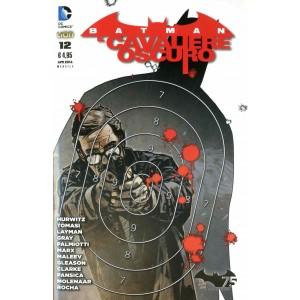 Batman Il Cav.Oscuro N. Serie - N° 12 - Batman Il Cavaliere Oscuro - Rw Lion
