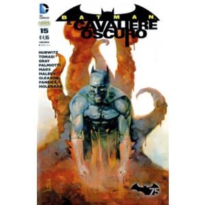 Batman Il Cav.Oscuro N. Serie - N° 15 - Batman Il Cavaliere Oscuro - Rw Lion