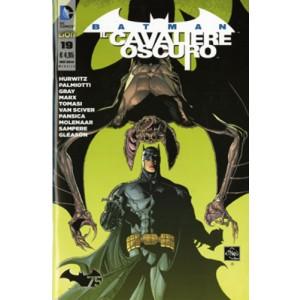 Batman Il Cav.Oscuro N. Serie - N° 19 - Batman Il Cavaliere Oscuro - Rw Lion