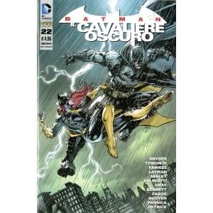 Batman Il Cav.Oscuro N. Serie - N° 22 - Batman Il Cavaliere Oscuro - Rw Lion
