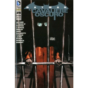 Batman Il Cav.Oscuro N. Serie - N° 26 - Batman Il Cavaliere Oscuro - Rw Lion