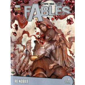 C'Era Una Volta Fables - N° 23 - Re Nobile - Vertigo Legends Rw Lion