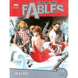 C'Era Una Volta Fables - N° 25 - Jack Frost - Vertigo Legends Rw Lion