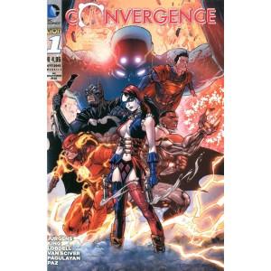 Convergence - N° 1 - Convergence - Dc Multiverse Rw Lion