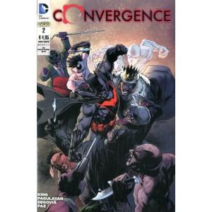 Convergence - N° 2 - Convergence - Dc Multiverse Rw Lion