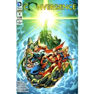 Convergence - N° 4 - Convergence - Dc Multiverse Rw Lion
