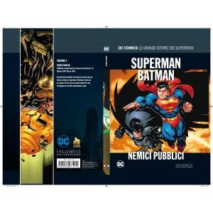 Dc Comics Le Grandi Storie... - N° 3 - Superman/Batman: Nemici Pubblici - Le Grandi Storie Dei Supereroi Rw Lion