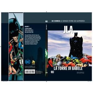 Dc Comics Le Grandi Storie... - N° 4 - Jla: La Torre Di Babele - Le Grandi Storie Dei Supereroi Rw Lion