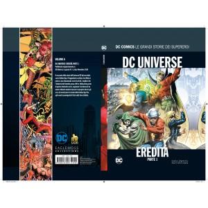 Dc Comics Le Grandi Storie... - N° 6 - Dc Universe: Eredita' 1 - Le Grandi Storie Dei Supereroi Rw Lion