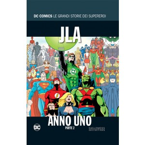 Dc Comics Le Grandi Storie... - N° 13 - Jla: Anno Uno 2 - Rw Lion