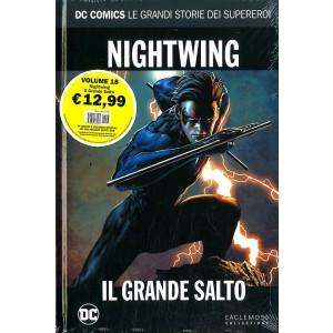 Dc Comics Le Grandi Storie... - N° 18 - Nightwing: Il Grande Salto - Rw Lion