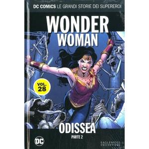 Dc Comics Le Grandi Storie... - N° 28 - Wonder Woman: Odissea 2 - Rw Lion