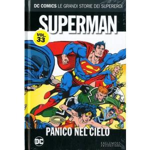 Dc Comics Le Grandi Storie... - N° 33 - Superman: Panico Nel Cielo - Rw Lion