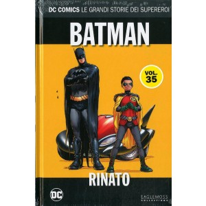 Dc Comics Le Grandi Storie... - N° 35 - Batman: Rinator - Rw Lion