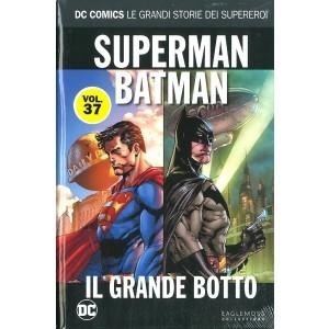 Dc Comics Le Grandi Storie... - N° 37 - Superman/Batman: Il Grande Botto - Rw Lion