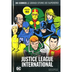 Dc Comics Le Grandi Storie... - N° 40 - Justice League International - Rw Lion