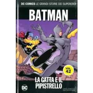 Dc Comics Le Grandi Storie... - N° 42 - Batman: La Gatta E Il Pipistrello - Rw Lion
