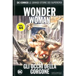 Dc Comics Le Grandi Storie... - N° 44 - Wonder Woman: Gli Occhi Della Gorgone - Rw Lion