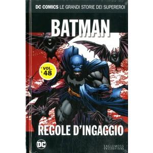 Dc Comics Le Grandi Storie... - N° 48 - Batman: Regole D'Ingaggio - Rw Lion