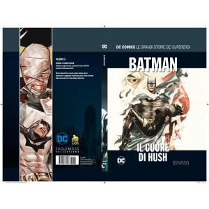 Dc Comics Le Grandi Storie... - N° 51 - Batman: Il Cuore Di Hush - Rw Lion