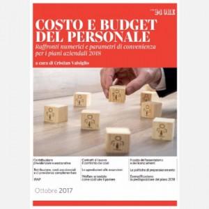 Le guide de Il Sole 24 ORE Costo e budget del personale