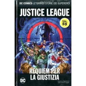 Dc Comics Le Grandi Storie... - N° 59 - Justice League: Requiem Per La Giustizia - Rw Lion