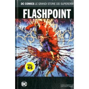 Dc Comics Le Grandi Storie... - N° 65 - Flashpoint - Rw Lion