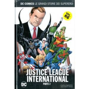 Dc Comics Le Grandi Storie... - N° 66 - Justice League International 2 - Rw Lion
