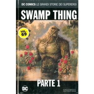 Dc Comics Le Grandi Storie... - N° 69 - Swamp Thing: Parte 1 - Rw Lion