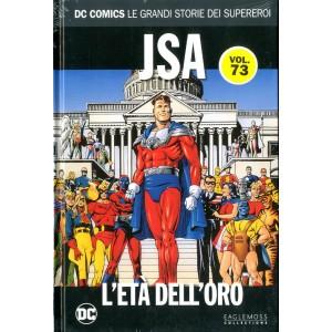 Dc Comics Le Grandi Storie... - N° 73 - Jsa: L'Eta' Dell'Oro - Le Grandi Storie Dei Supereroi Rw Lion