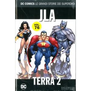 Dc Comics Le Grandi Storie... - N° 76 - Jla: Terra-2 - Le Grandi Storie Dei Supereroi Rw Lion
