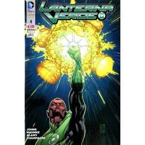 Lanterna Verde New 52 Special - N° 4 - Lanterna Verde - New 52 Special Rw Lion