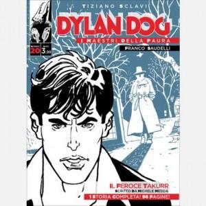 Dylan Dog - I maestri della paura Il feroce Takurr