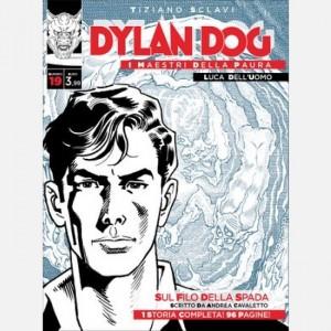 Dylan Dog - I maestri della paura Sul filo della spada
