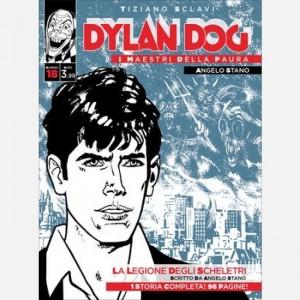 Dylan Dog - I maestri della paura La legione degli scheletri