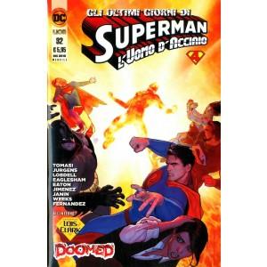 Superman L'Uomo D'Acciaio - N° 32 - Superman L'Uomo D'Acciaio - Rw Lion
