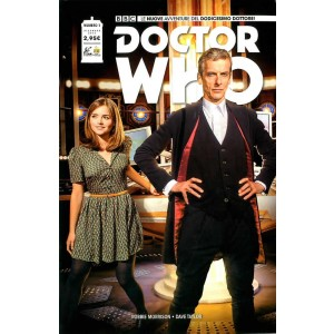 Doctor Who - N° 1 - Doctor Who - Rw Real World
