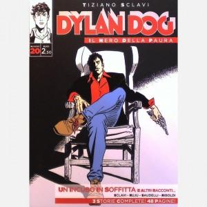 Dylan Dog - Il nero della paura Un incubo in soffitta