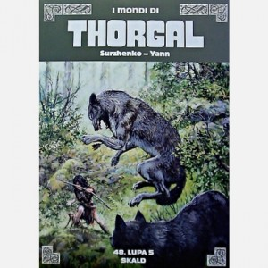 Thorgal Lupa 5 Skald