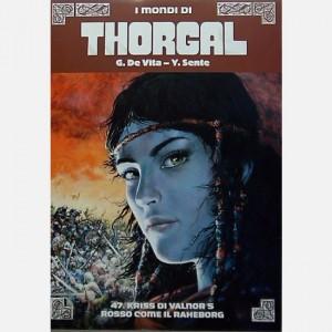 Thorgal Rosso come il Raheborg