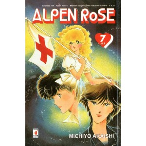 Alpen Rose - N° 7 - Alpen Rose (M8) - Express Star Comics