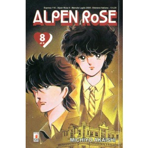 Alpen Rose - N° 8 - Alpen Rose 8 (M8) - Express Star Comics