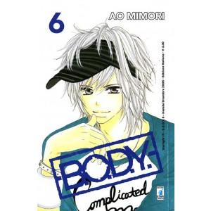 Body - N° 6 - B.O.D.Y. 6 - Starlight Star Comics