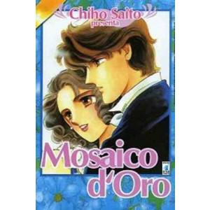 Chiho Saito Presenta - N° 3 - Mosaico D'Oro - Kappa Extra Star Comics