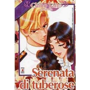 Chiho Saito Presenta - N° 8 - Serenata Di Tuberose - Kappa Extra Star Comics